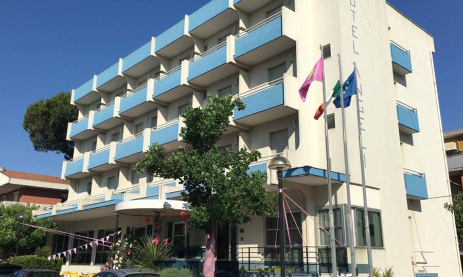 Hotel Angeli Torre Pedrera Rimini